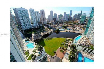 Home for Rent at 90 SW 3rd St #3604, Miami FL 33130