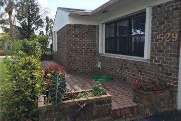 Home for Sale at 529 NW 10th Street, Dania Beach FL 33004