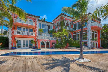 Home for Sale at 3 Harbor Pt, Key Biscayne FL 33149