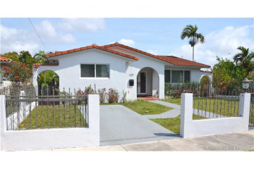 Home for Sale at 2251 SW 18th St, Miami FL 33145