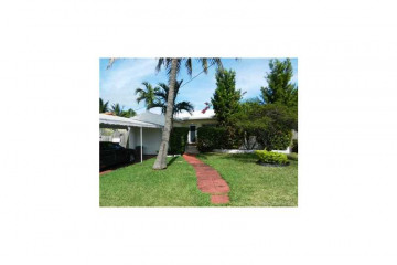 Home for Rent at 9157 Dickens Ave, Surfside FL 33154