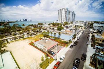 Home for Sale at 1730 Bay Rd, Miami Beach FL 33139