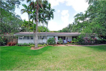Home for Sale at 9940 SW 59th Ave, Pinecrest FL 33156