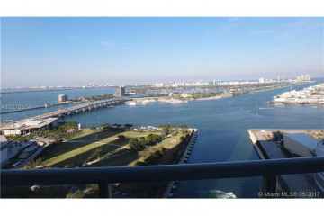 Home for Sale at 888 Biscayne Blvd #3209, Miami FL 33132