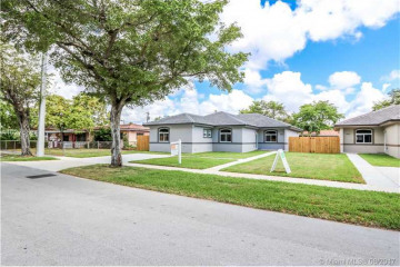 Home for Sale at 6457 SW 22 Street, West Miami FL 33155