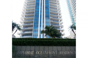 Home for Rent at 3535 S Ocean Dr #1206, Hollywood FL 33019