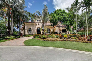 Home for Sale at 3375 Bridle Path Ln, Weston FL 33331