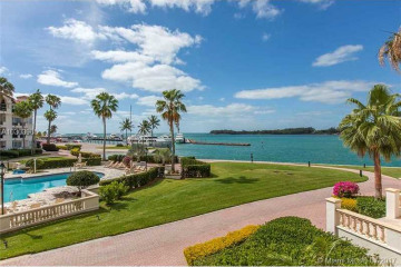 Home for Sale at 2222 Fisher Island Dr #3202, Fisher Island FL 33109