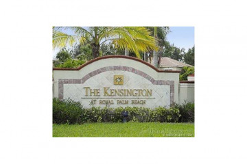 Home for Sale at 360 Crestwood Cir #301, Royal Palm Beach FL 33411