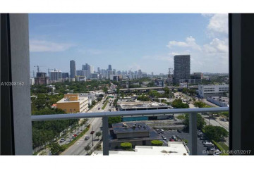 Home for Sale at 4250 Biscayne Bl #1516, Miami FL 33137