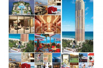 Home for Sale at 17749 Collins Ave #3101, Sunny Isles Beach FL 33160