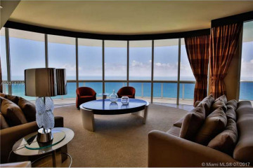 Home for Rent at 18101 Collins Ave #4809, Sunny Isles Beach FL 33160
