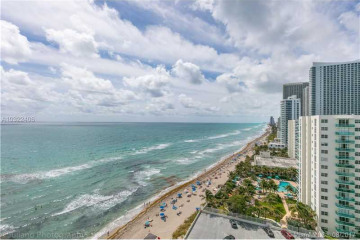 Home for Rent at 3725 S Ocean Dr #1604, Hollywood FL 33019