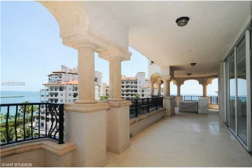 Home for Rent at 7164 Fisher Island, Fisher Island FL 33109