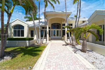 Home for Sale at 152 Ocean Blvd, Golden Beach FL 33160