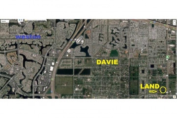 Home for Sale at 0 S Flamingo Rd, Davie FL 33325