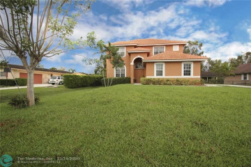 Home for Sale at 11390 NW 26th St, Plantation FL 33323