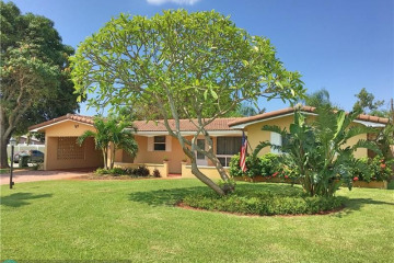 Home for Sale at 1201 NW 46th Ct, Fort Lauderdale FL 33309