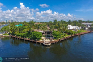 Home for Sale at 1310 W Lake Dr, Fort Lauderdale FL 33316
