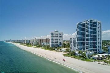 Home for Sale at 1600 S Ocean Blvd #1802, Pompano Beach FL 33062