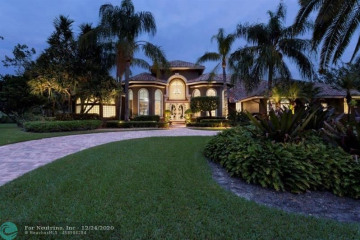 Home for Sale at 3774 Pine Lake Dr, Weston FL 33332