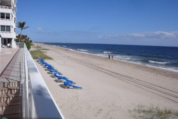 Home for Sale at 3900 N Ocean #GC, Lauderdale By The Sea FL 33308