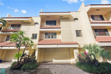 Home for Sale at 1401 NE 9th St #13, Fort Lauderdale FL 33304