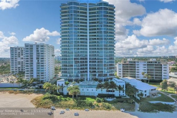 Home for Sale at 1600 S Ocean Blvd #401, Lauderdale By The Sea FL 33062