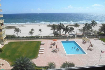 Home for Sale at 750 N Ocean Blvd #1506, Pompano Beach FL 33062