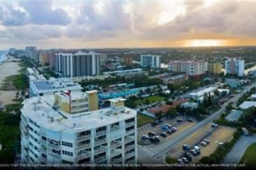 Home for Sale at 730 N Ocean Bl #1105, Pompano Beach FL 33062
