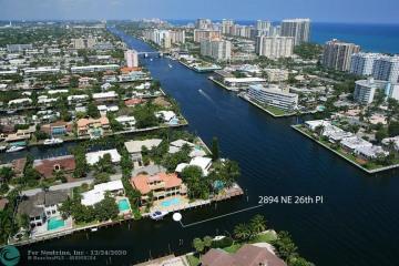 Home for Sale at 2894 NE 26th Pl, Fort Lauderdale FL 33306