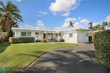 Home for Sale at 2543 Flamingo Ln, Fort Lauderdale FL 33312