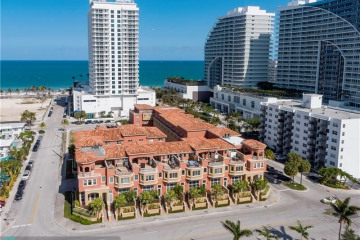Home for Sale at 508 N Birch Rd #508, Fort Lauderdale FL 33304