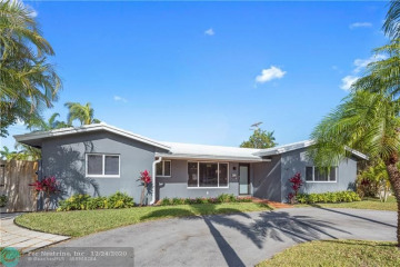 Home for Sale at 5401 NE 17th Ter, Fort Lauderdale FL 33334