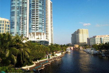 Home for Rent at 333 Las Olas Way #1609, Fort Lauderdale FL 33301