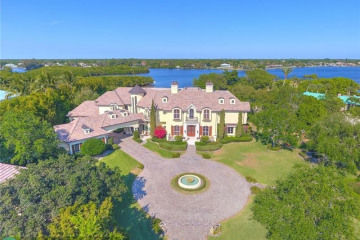Home for Sale at 6431 River Pointe Way, Jupiter FL 33458