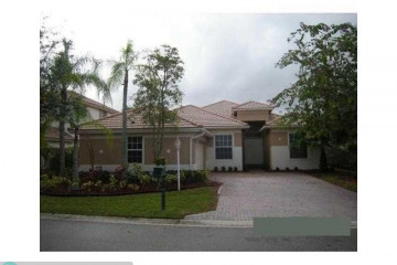 Home for Rent at 11242 NW 71st Ct, Parkland FL 33076
