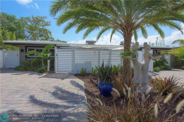 Home for Rent at 2508 NE 17th Ter, Wilton Manors FL 33305
