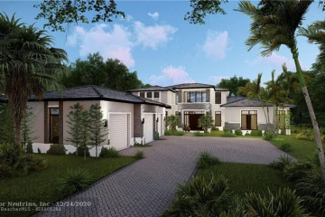 Home for Sale at 12340 NW 15 St, Plantation FL 33323