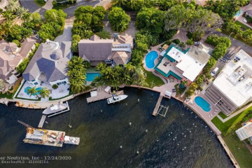 Home for Sale at 2406 Bay Dr, Pompano Beach FL 33062