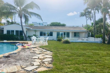 Home for Rent at 1663 N Ft Lauderdale Beach #HOUSE, Fort Lauderdale FL 33305