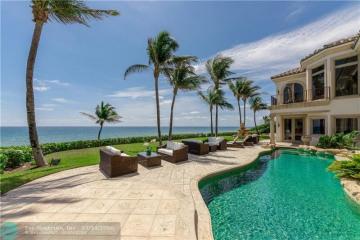 Home for Sale at 995 Hillsboro Mile, Hillsboro Beach FL 33062