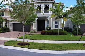 Home for Rent at 9751 Blue Isle Bay, Parkland FL 33076