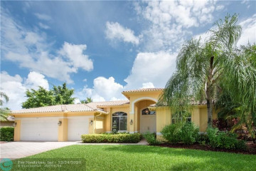 Home for Rent at 10911 Redhawk St, Plantation FL 33324