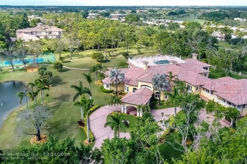 Home for Sale at 21573 El Bosque Way, Boca Raton FL 33428