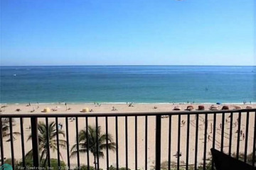 Home for Rent at 1500 N Ocean Blvd #605, Pompano Beach FL 33062