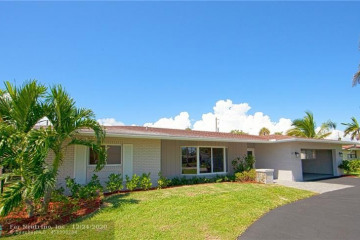 Home for Rent at 3311 NE 27th Ave, Lighthouse Point FL 33064