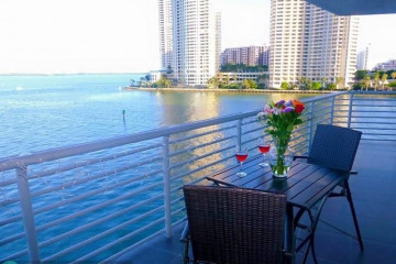 Home for Sale at 335 S Biscayne Blvd #509, Miami FL 33131