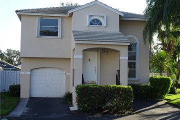 Home for Sale at 9853 NW 2nd St, Plantation FL 33324