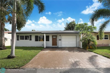 Home for Sale at 2304 NW 54th St, Tamarac FL 33309